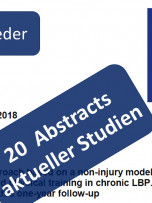20 Abstracts aktueller Studien